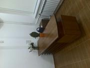 Деревянный письменный стол