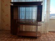 Продается тумба-этажерка под телевизор
